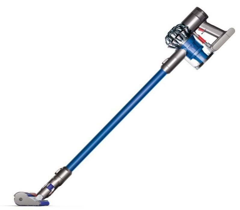 dyson v6 fluffy handheld stick cordless vacuum hoover accessories new warranty ebay. Black Bedroom Furniture Sets. Home Design Ideas