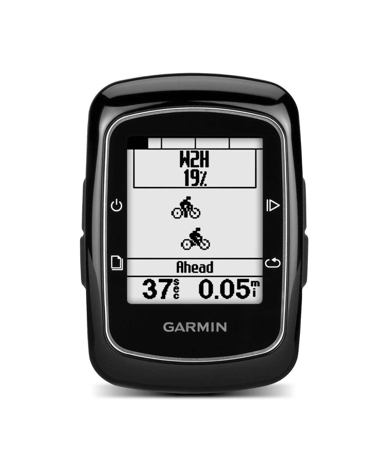 how to use a garmin edge 200