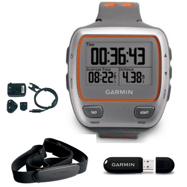 Garmin Garage: GARMIN FORERUNNER 310XT HRM GPS Sports/Running Watch +USB