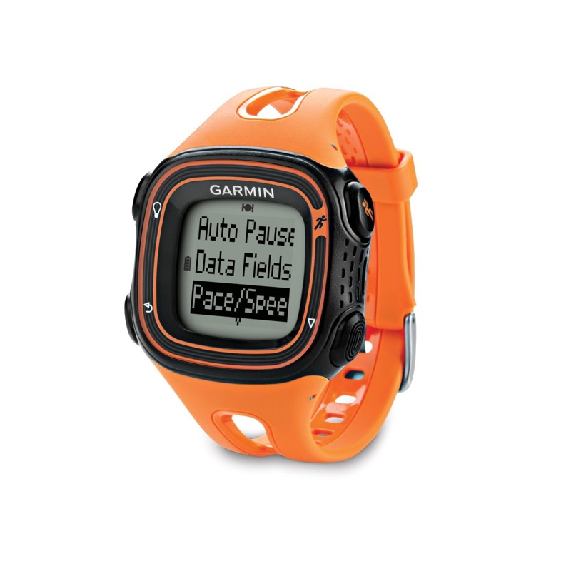 garmin forerunner 10 gps sports running watch brand new orange 010 01039 16 ebay. Black Bedroom Furniture Sets. Home Design Ideas