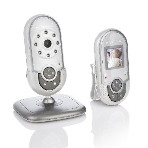 motorola mbp20 digital video baby monitor night vision camera new mbp 20 ebay. Black Bedroom Furniture Sets. Home Design Ideas