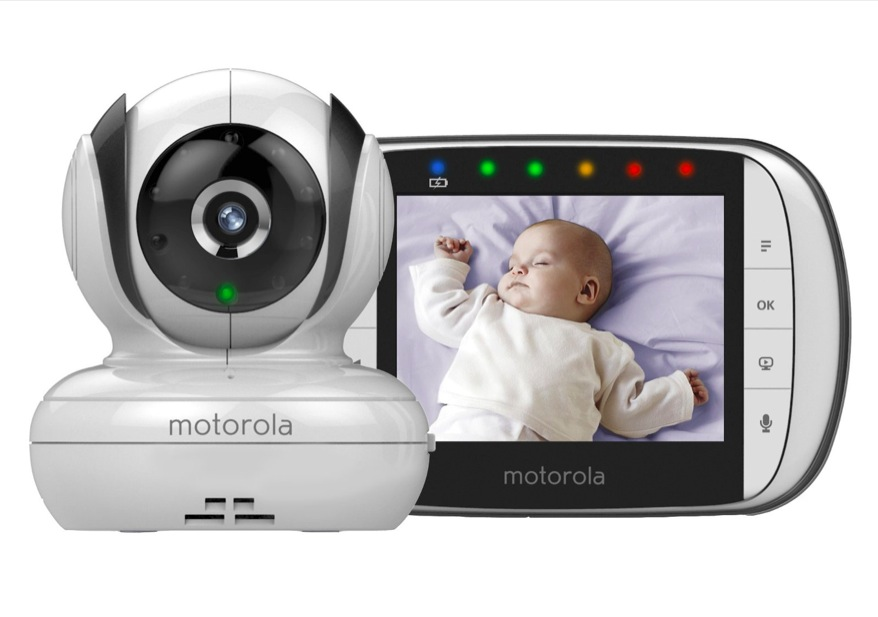 new motorola mbp36s digital camera video baby monitor night vision lcd hd wty. Black Bedroom Furniture Sets. Home Design Ideas