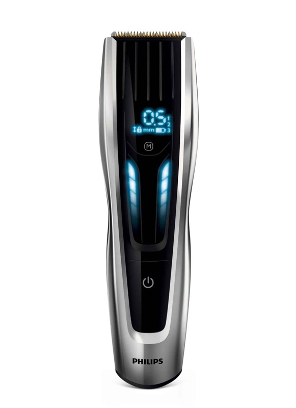 philips hc9450 15 mens cordless titanium hair clipper beard trimmer new ebay. Black Bedroom Furniture Sets. Home Design Ideas