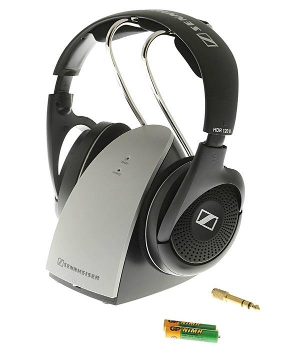 Sennheiser RS 120 II Wireless Digital RF ON EAR Headphones Brand NEW W Warranty | eBay