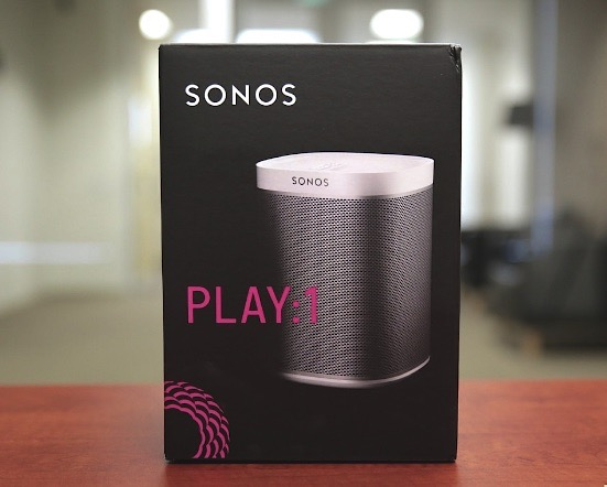sonos play 1 sale uk