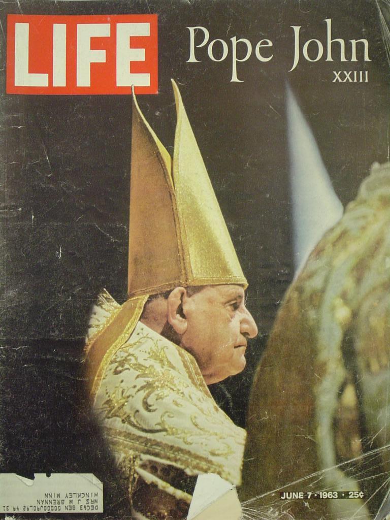 essay on pope john xxiii Free essay on grade 9 religion cpt religion cpt pope john xxiii.