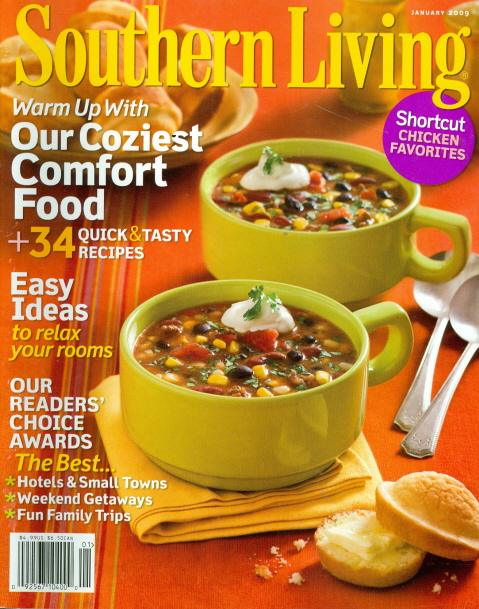 Review: Southern Living Comfort Food - Readspace