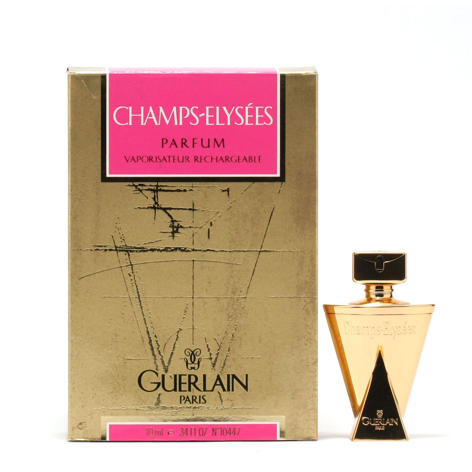 Champs Elysees Parfum Refillable 10133486