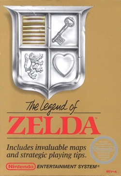 Play The Legend Of Zelda Online (NES)