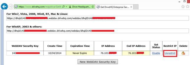 Use DriveHQ WebDAV Service On iPad with Bluebeam Revu / Bluebeam Vu