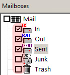 How to Select Mailboxes for Search Function? [RESOLVED] Check boxes