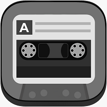 TapMedia VoiceRecorder App for iOS