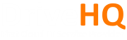 DriveHQ.com logo - leading cloud IT service, incl. web hosting, FTP hosting and cloud file server