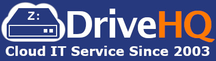About DriveHQ Cloud IT Service