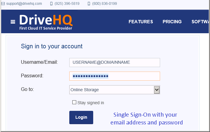 Free Download DriveHQ Client Software and Mobile Apps