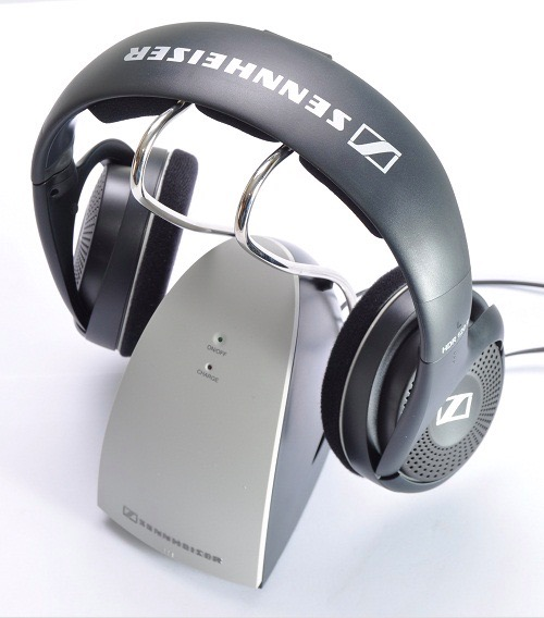 b3a45796100 Sennheiser RS 120 II Open Wireless Digital On-Ear Headphones Brand New in  Retail Box with Warranty (Not open box, returns, refurbs, etc., this item  is brand ...