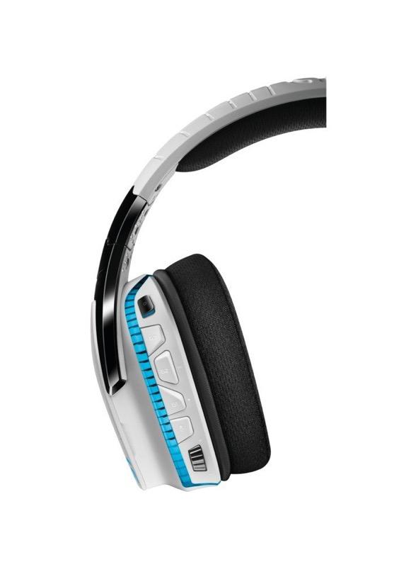 Dettagli su Logitech G933 Artemis SPECTRUM WHITE Wireless 7.1 PRO CUFFIE GAMING Zoom Skype mostra il titolo originale