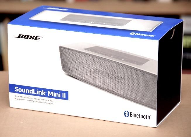 New Bose Soundlink Mini Ii Wireless Bluetooth Mobile Phone Speaker