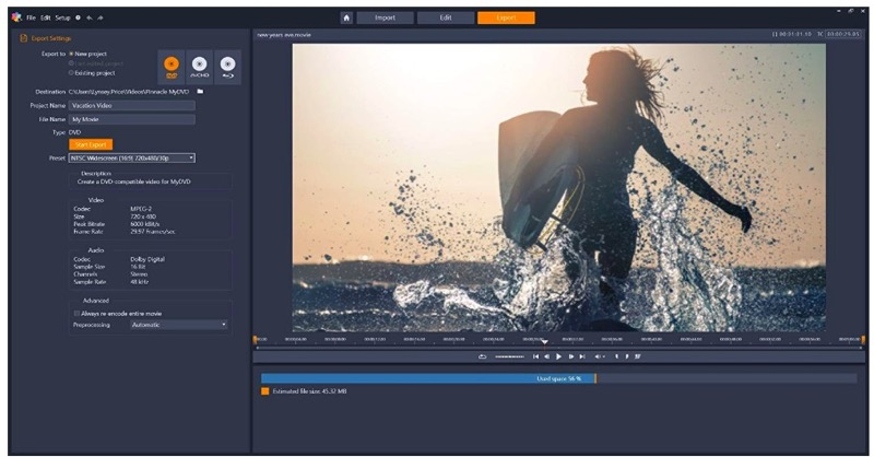 Details about Pinnacle Studio 21 UTLIMATE Video Editing Software PC Windows  NEW