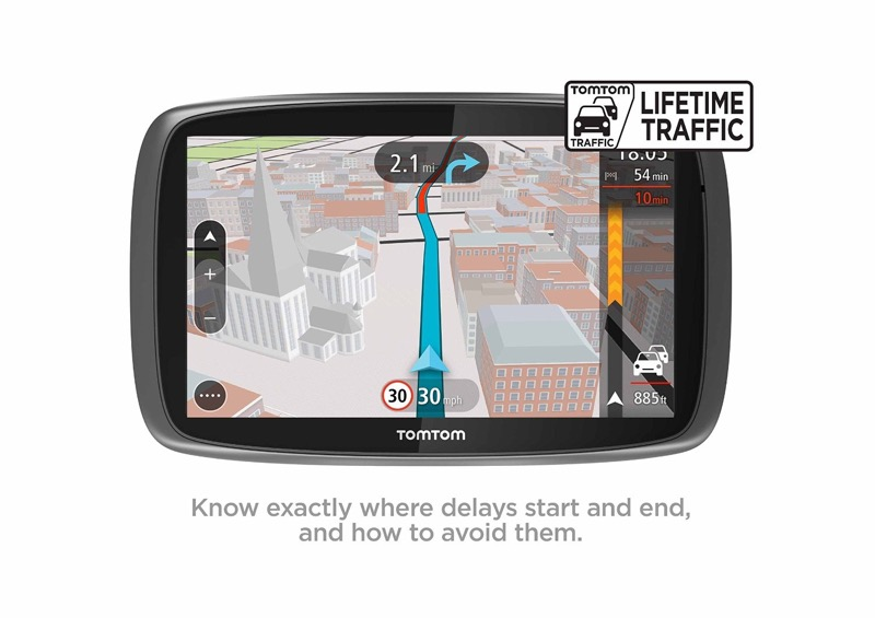 New tomtom go 510 5 gps sat nav system world maps traffic free tomtom go 510 5 inch sat nav with world maps and lifetime map and traffic updates gumiabroncs Images