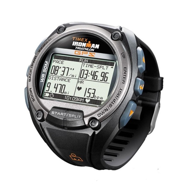 ad07daa21f42 TIMEX Ironman Global Trainer GPS Speed Distance Heart Rate Monitor ...
