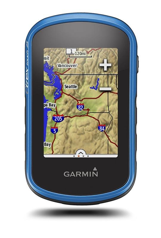 Wty Garmin Etrex 30x al aire libre portátil Receptor GPS en todo el mundo Mapa Nuevo