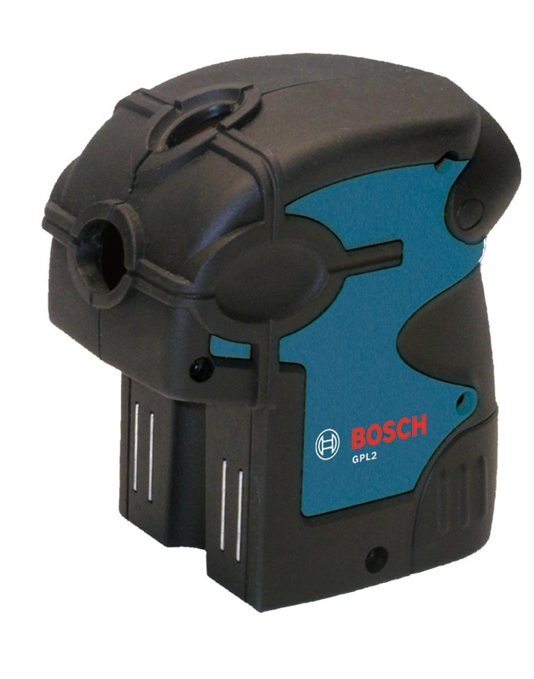 BOSCH GPL2 REFURB Self-Leveling Laser Plumb Bob Level NEW Stanley 77-189