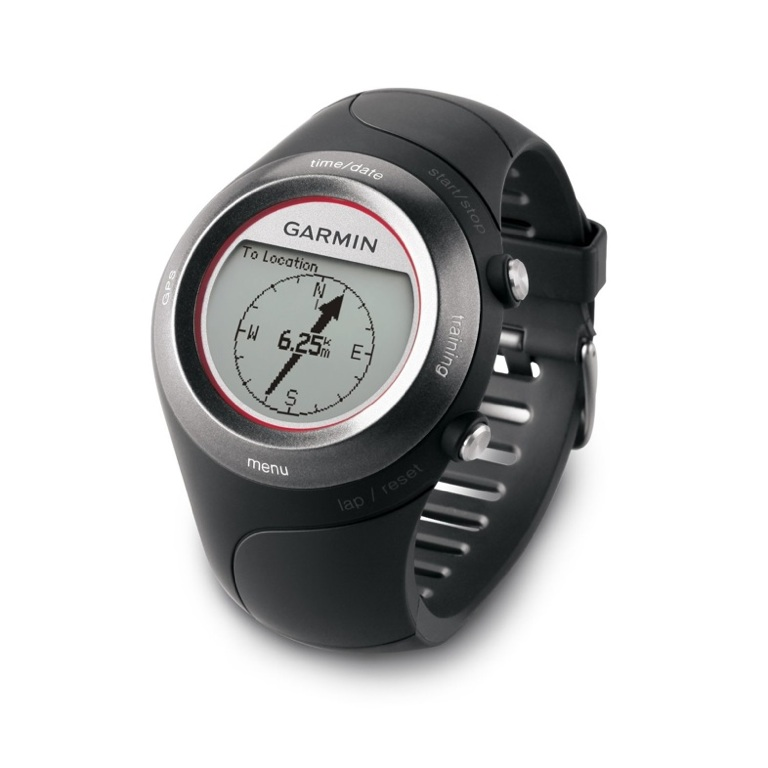 Garmin Garage: Garmin Forerunner 410 GPS Sportswatch Running Watch Speed