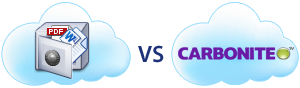Complete comparison of DriveHQ Cloud IT Service with Carbonite Online Backup