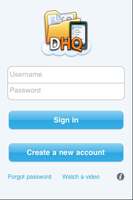 DriveHQ File Manager screenshots - Business-class Online File / Email Backup software